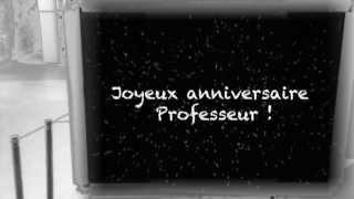 JOYEUX ANNIVERSAIRE KOURO  !