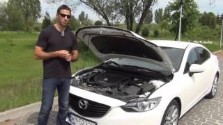 Mazda 6 - 3 zalety i 3 wady