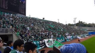 2013.11.03 J2第39節 横浜FC 1 - 3 松本山雅FC@三ツ沢 オレ!オレ!俺...