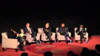 Will Smith, Albert Brooks, Peter Landesman & Dr. Bennet Omalu Discuss 'Concussion'