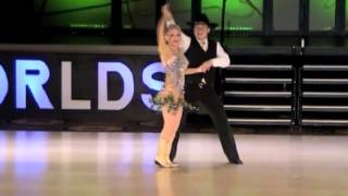 Craig & Joan 2nd Place Country Two Step Worlds 2013
