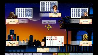 Hoyle Card games 2004 Første 20 min PC