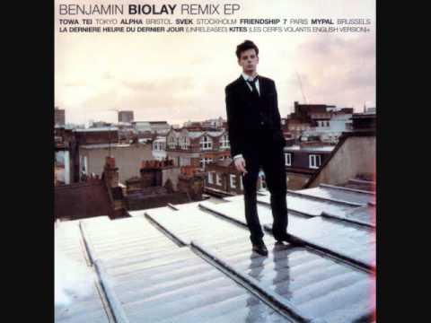Benjamin Biolay - Les Cerfs Volants [Towa Tei Remix]