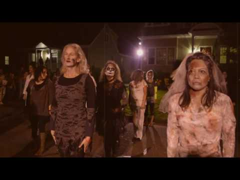 "Fairfield Moms Flash Mob: ""Night of the Living MOMBIES"""