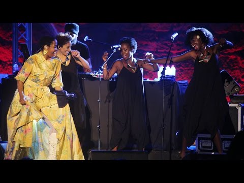 Festival de Carthage 2015: Lauryn Hill  Carthage Event Tv