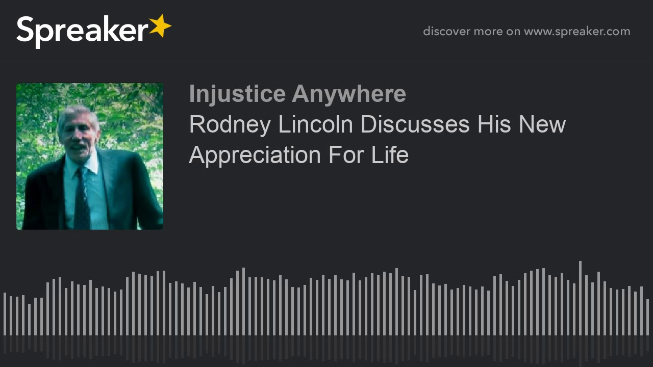 Rodney Lincoln Discusses His New Appreciation For Life