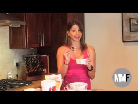 Healthy Snack Recipe Gluten-Free Yogurt Parfait