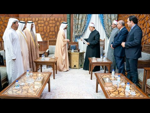 الإمارات تدعو شيخ الأزهر لحضور مؤتمر عالمي بأبوظبي  - 07:54-2018 / 12 / 11