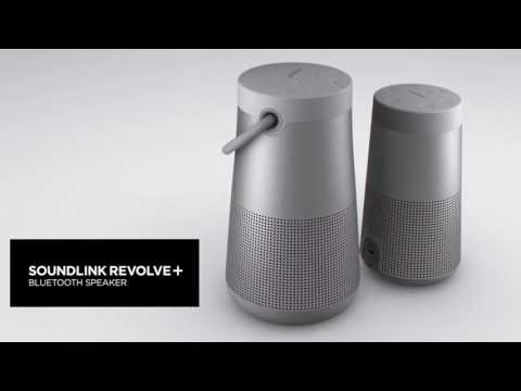 Get True 360 degree Sound With The Bose SoundLink Revolve