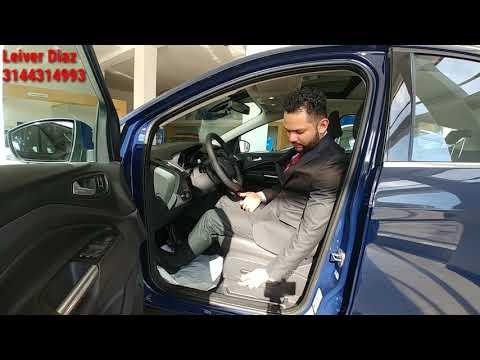 Instructivo Ford Escape Titanium 2018