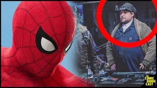 The Tinkerer Revealed & Character History Spider-Man Homecoming