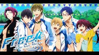 FREE!: Take Your Marks - What Wonderful Days!! (Audio Only)
