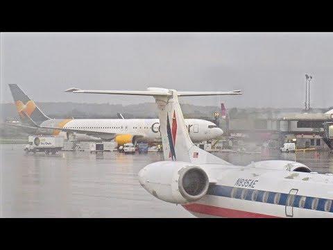 Terminal Plane Spotting – Pittsburgh International Airport Ep. 4