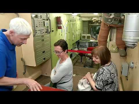 Экскурсия   Музей космической станции МИР