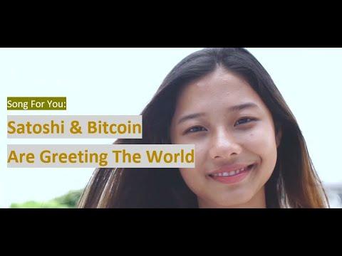 satoshi-&-bitcoin-are-greeting-the-world-:-bitcoin-song