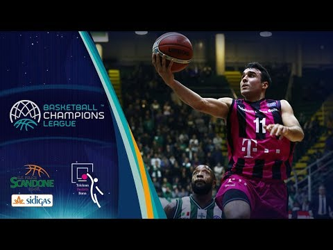 Sidigas Avellino v Telekom Baskets Bonn - Full Game - Basketball Champions League