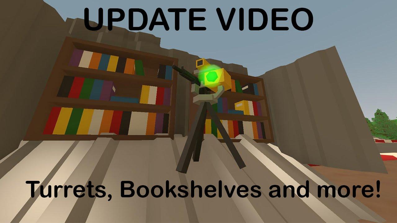 Unturned Update Video 1