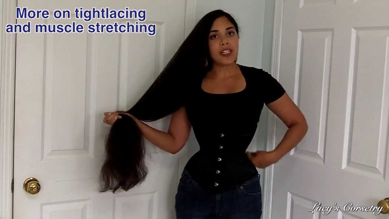 Corsets Amp Your Muscles Lucy S Corsetry Youtube