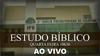 ESTUDO BÍBLICO - Mateus 16