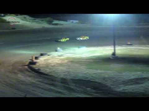 Desert Thunder Raceway Mini Stock Main Event 9/28/18