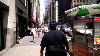 What if John the Baptist Met New York City?