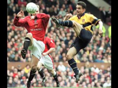 Tales from The Archive  - Martin Keown