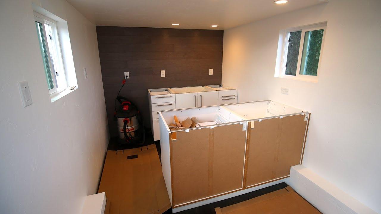 Tiny House Ikea Kitchen Looking Gooooood Youtube