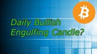 Bitcoin Live : Daily Bullish Engulfing Candle on BTC? - Episode 433 - Crypto Technical Analysis