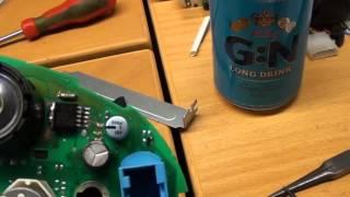 Skoda octavia mittareita