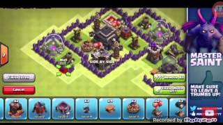 Clash of Clans-Najbolja Baza za th 7
