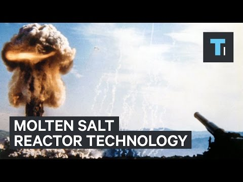 Molten Salt Reactor technology