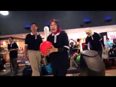 15042012-Bowling Persahabatan ANGKASA dan MEDIA 2012