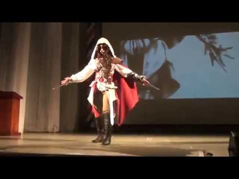 ParadoX - (Gama) Assassins Creed II Ezio /Female/ (Animate-It 2013)