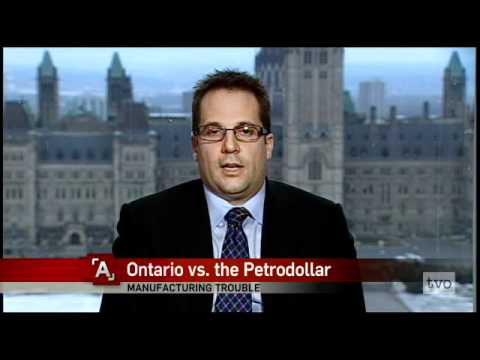 Ontario vs. the Petrodollar