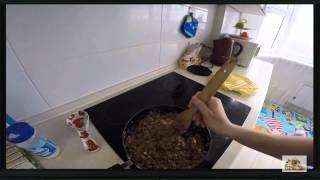Лазанья с фаршем Сочная и аппетитная