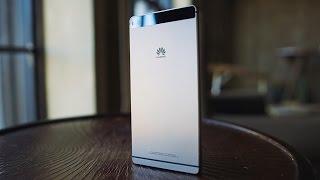 Обзор Huawei P8(Спонсор выпуска http://up-house.ru Купить Huawei P8: http://www.up-house.ru/smartphones/other/huawei В 2015-м году Huawei впервые отказалась от..., 2015-06-26T15:56:57.000Z)