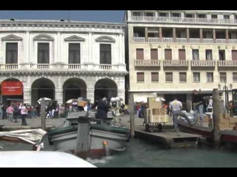 Easter in Italy - Venice Canals, Murano Glass Works, Piazza San Marco