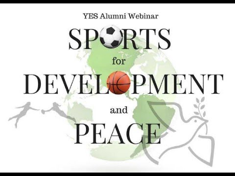 YES Alumni Webinar: Sports for Development and Peace