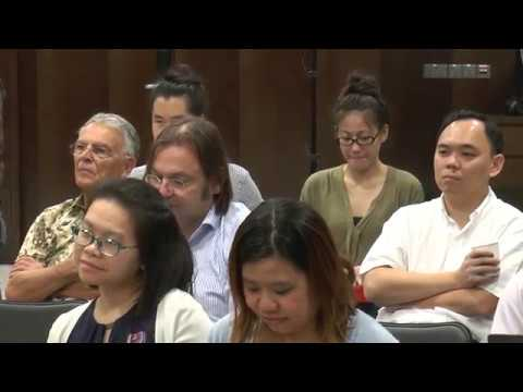 W. Brian Arthur's lectures - Day 2, 29 Mar '18