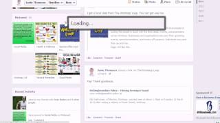 Show/Hide Sections on Facebook Timeline 2013