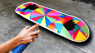 THIS Is The BEST Way To Customize A Skateboard!