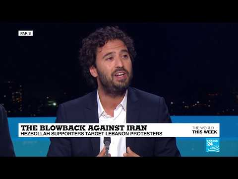 The World This Week - Part 2: Iraq & Lebanon protests, India smog, Black Friday backlash
