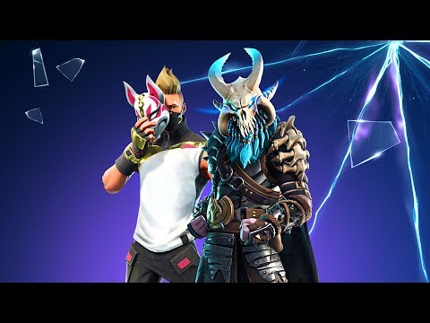 FORTNITE *SEASON 5* DRIFT & RAGNAROK UPGRADES! NEW MAP, NEW SKINS & VEHICLES!! (Fortnite Gameplay)