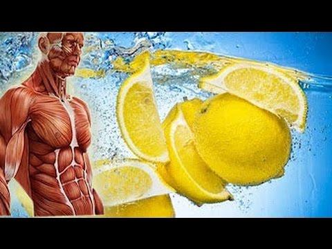 Das passiert wenn du täglich Zitronenwasser trinkst