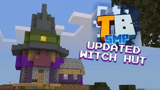 Starter Witch Hut! - Truly Bedrock season1 #2 - Bedrock Edition Youtube Server