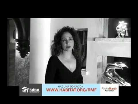 Ricky Martin Foundation   Habitat for Humanity Artistas Unidos -- Habitat for Humanity Int'l.flv
