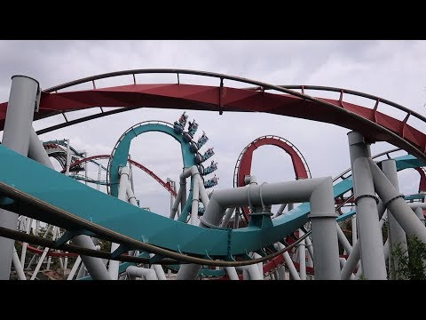 Saying Goodbye To Dragon Challenge Roller Coaster At Universal Orlando Islands Of Adventure!