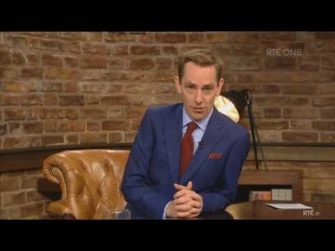 Nigel Farage Destroys Tubridy on The Late Late Show
