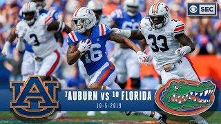 Auburn vs Florida Recap: Defense leads No.10 Gators to statement win over No.7 Tigers | CBS Sports