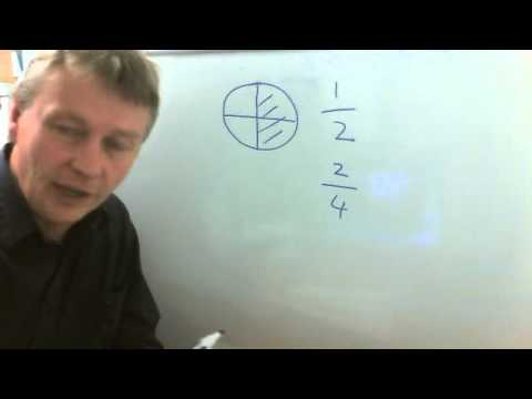 How To Calculate Equivalent Fractions